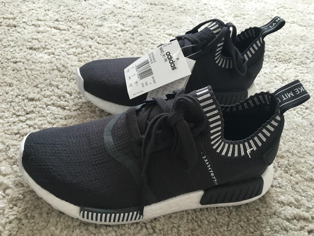 buy online 46476 1baca official adidas nmd runner solid grå c9163 d1608