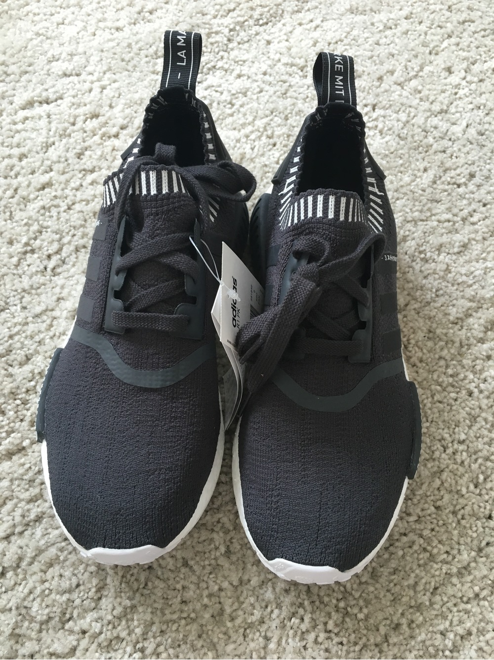 new product e37ec a0879 new concept ff5aa 2fd02 adidas nmd r1 pk japan solid grey ...