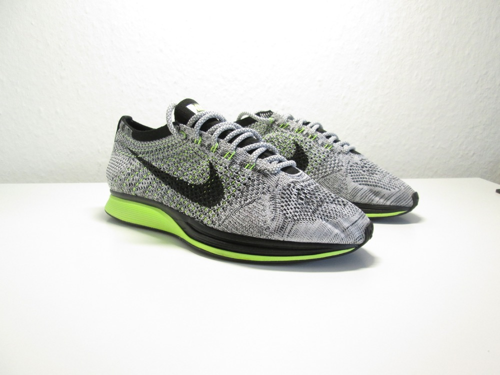 san francisco 5a6f5 13717 ... Reserved Nike Flyknit Racer Oreo Volt 9.5 - photo 25 ...