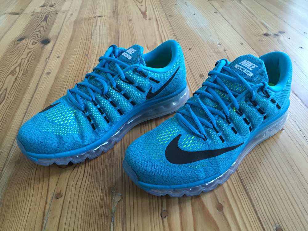 Air Max 2016 Blue Lagoon