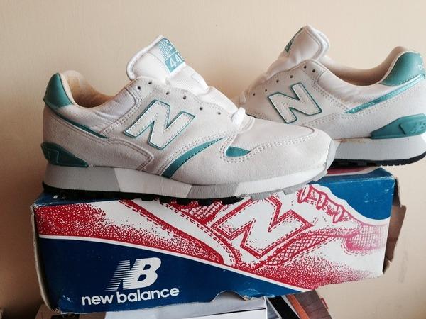 New Balance W446 80s - photo 1/4