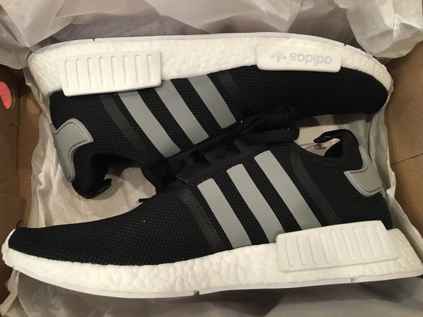 Adidas NMD_R1 Core Black - photo 1/6