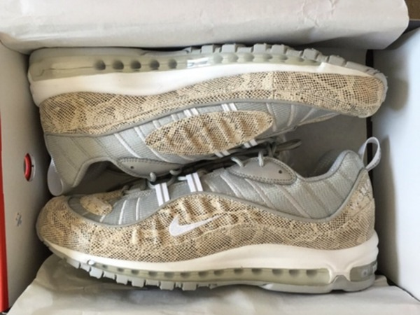 <strong>Nike</strong> <strong>Air</strong> <strong>Max</strong> <strong>98</strong> UK12/US13 - photo 1/2