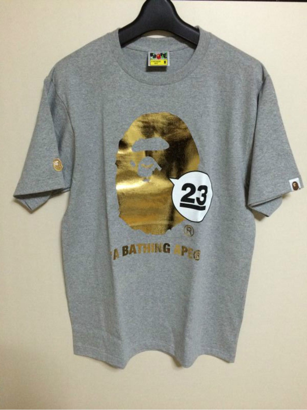 A Bathing Ape Bape Nowhere 23rd Anniversary Tee T Shirt