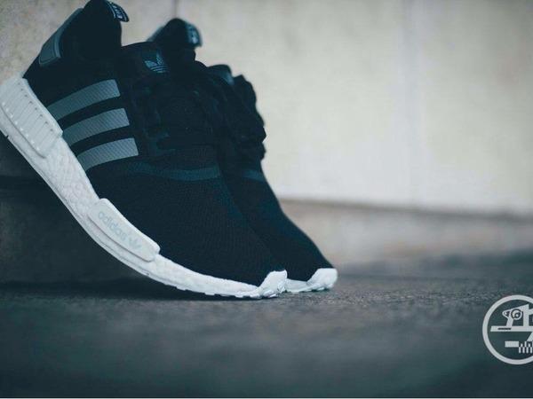 Adidas nmd R1 - schwarz - photo 1/1