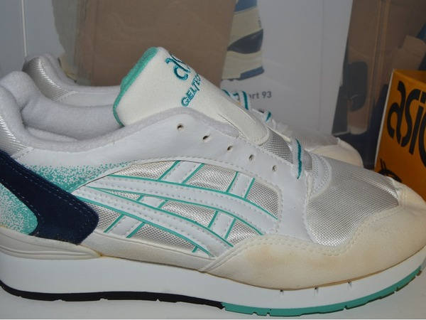 Asics GEL tjg-600 vintage gel lyte 400 - photo 1/6