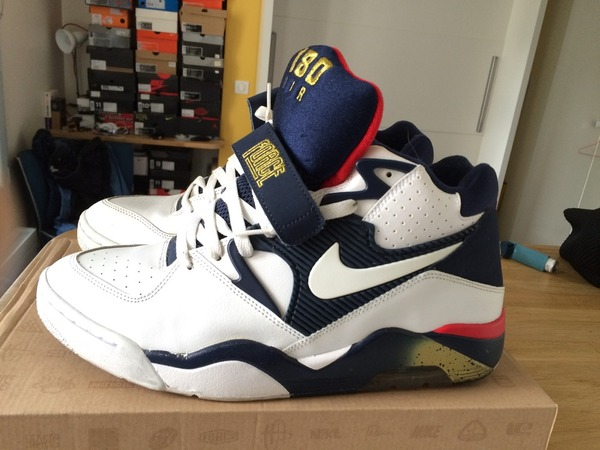 Nike Air Force 180 Olympic 2012