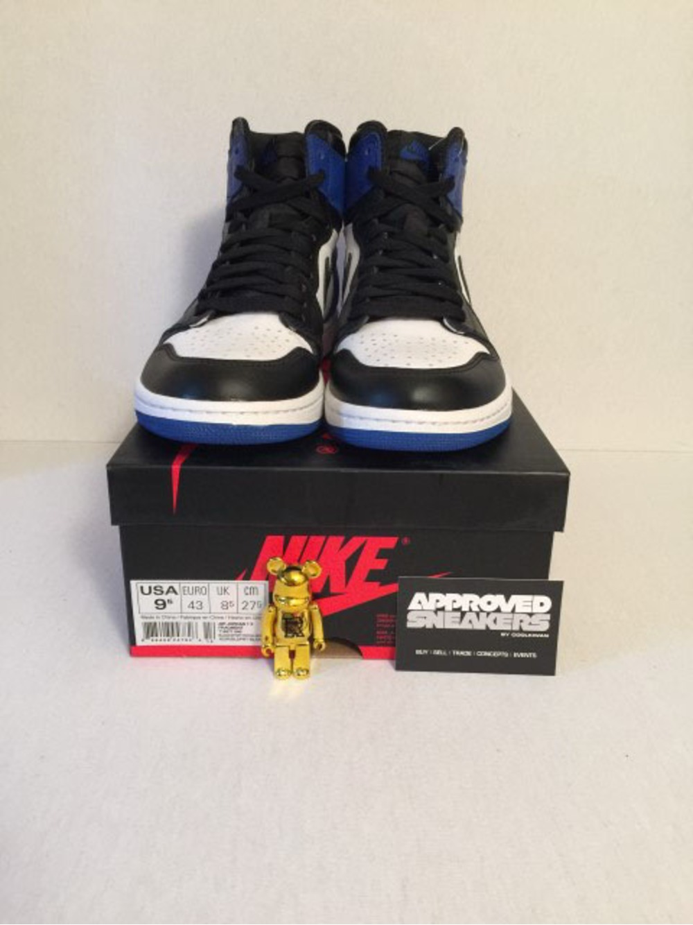 73b71fcedf93 ... is slated to release in limited quantities on Nike Air Jordan 1 Retro  High x Fragment 716371 040 US9.5 43 Shattered bred ...
