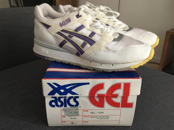 Asics GEL 110 W VINTAGE HEAT!!! - photo 1/9