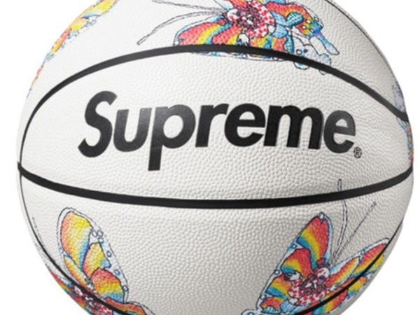 Supreme Spalding basket ball gonz butterfly - photo 1/2