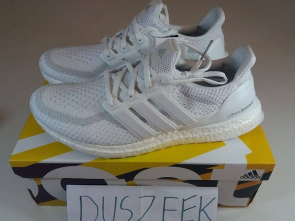 adidas ultra boost 2.0 triple white mens Sale  422b697c6