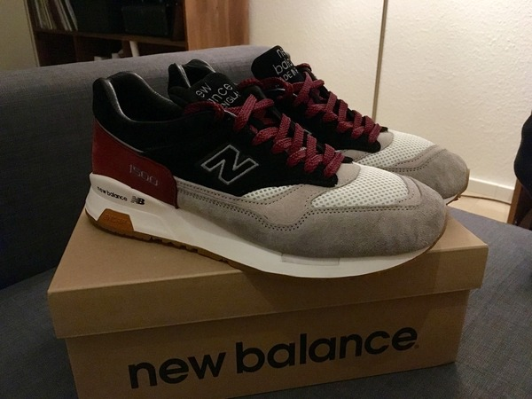 New Balance 1500 MSB Solebox Finals - photo 1/6