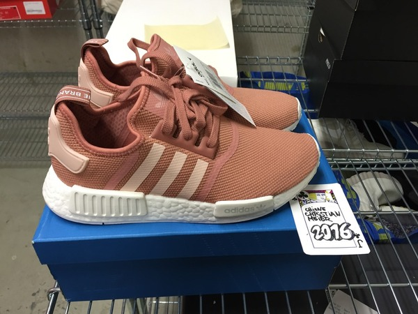 Adidas NMD_R1 Raw Pink/Vapour Pink/Footwear White - photo 1/7