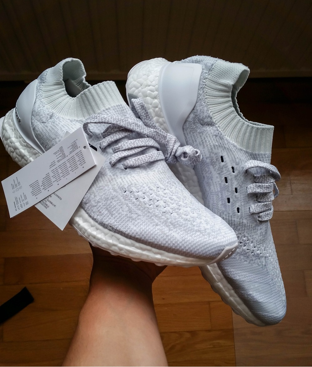 promo code 5e5ec d34d6 adidas Ultra Boost Uncaged Triple White The Sale Supplier