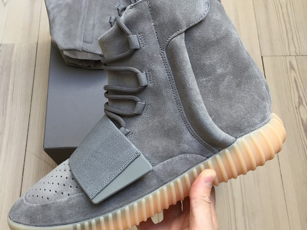 adidas Yeezy BOOST 750 Grey/Gum - photo 1/8