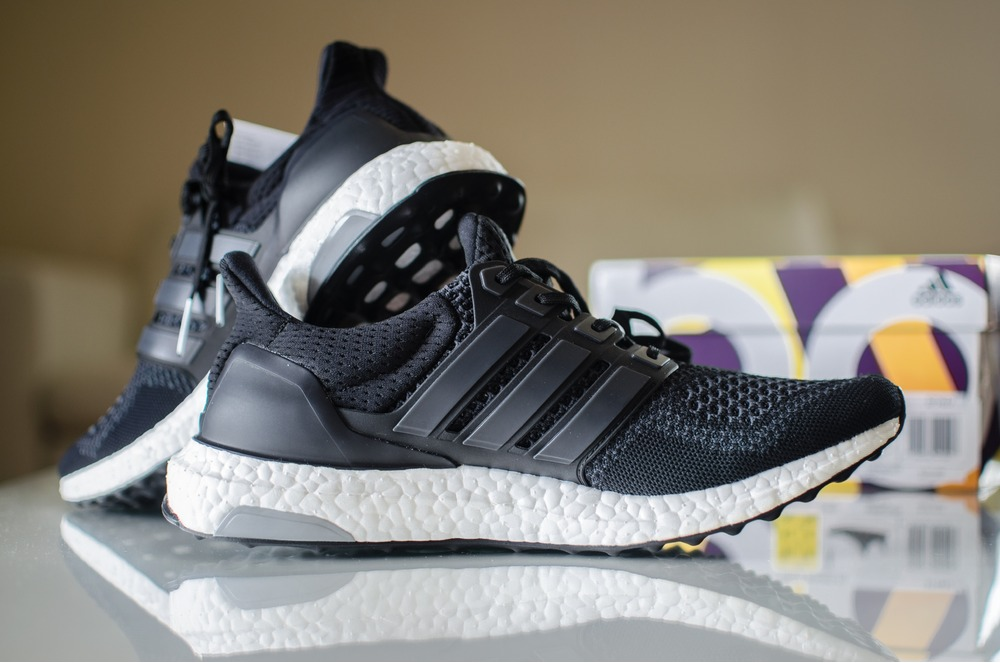 3de5fa850 ultra boost 1.0   ultra boost 2.0 core black comparison - Cheap ...