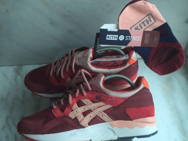 Asics X RONNIE FIEGGEL Lyte V Volcano - photo 1/4