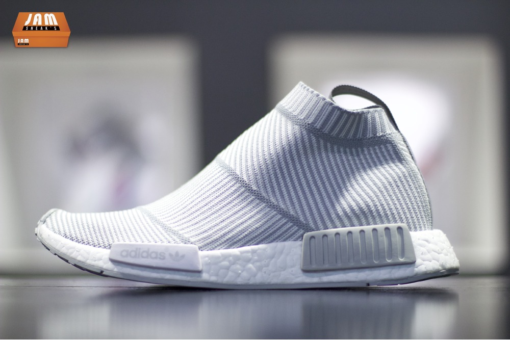 llamar asesino Zanahoria  Adidas Nmd City Sock Gum Pack White Dred and his bredrens