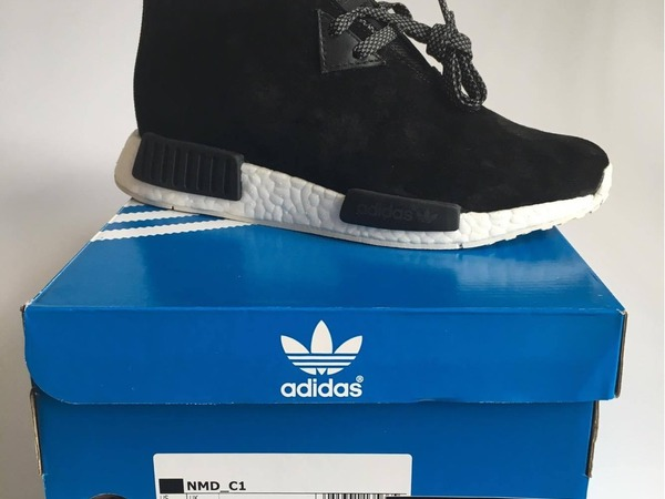 Adidas nmd Chukka Black - photo 1/1