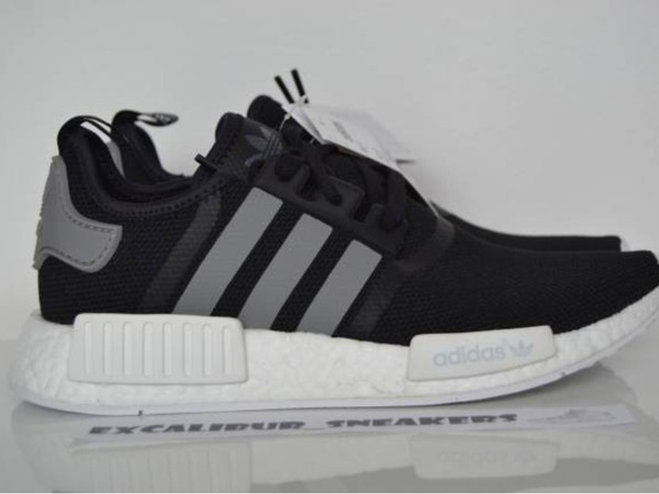 adidas NMD R1 Core Black Charcoal s31504 US 8.5 - photo 1/9