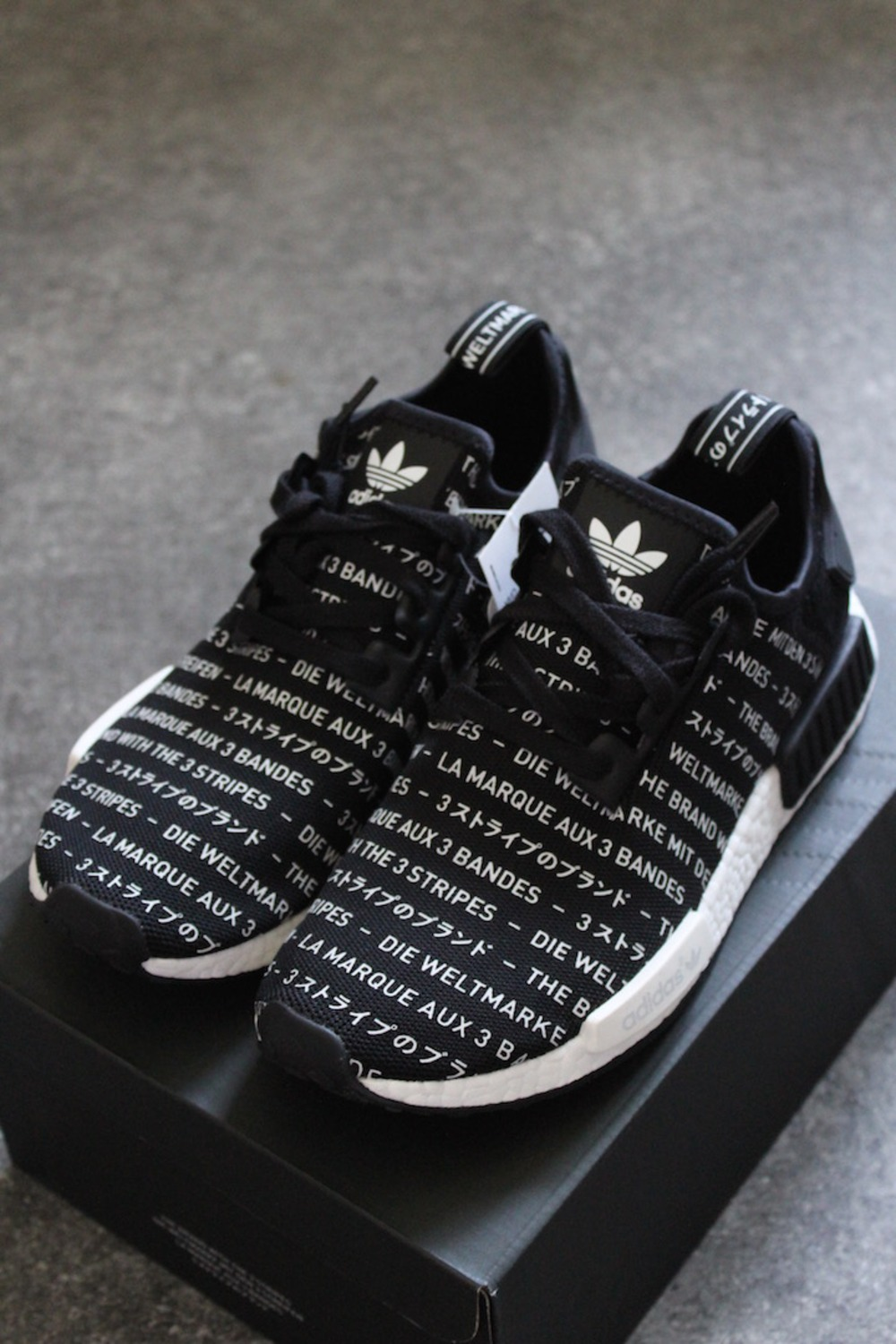 001cfb7ba Cheap Adidas NMD R1 Primeknit Shoes Sale
