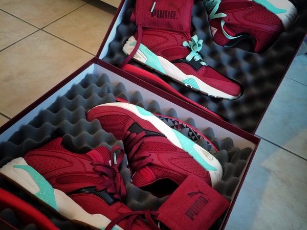 Puma Blaze of Glory Sneaker freaker x Packer Shoes <strong>Bloodbath</strong> 10.5 VNDS - photo 1/1