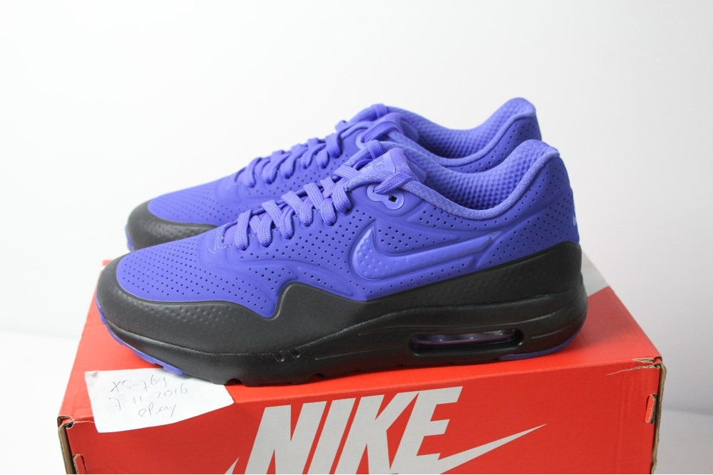 hot sale online fd820 7024e Nike Air Max 1 Ultra Moire Persian Violet