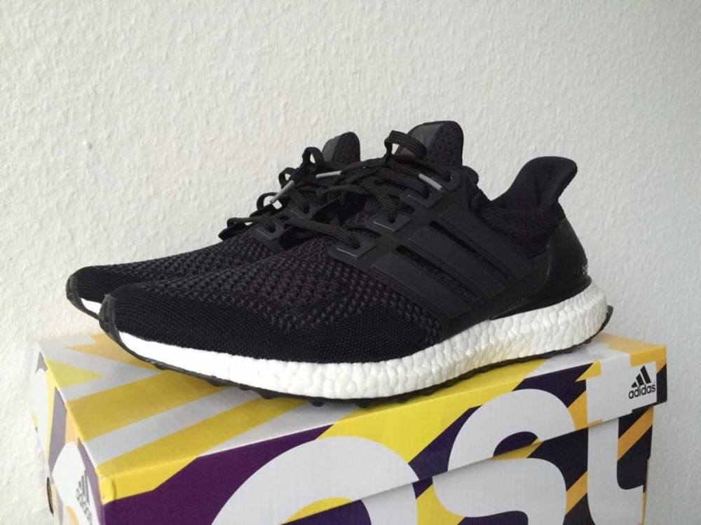 Adidas Ultra Boost Core Black 1.0