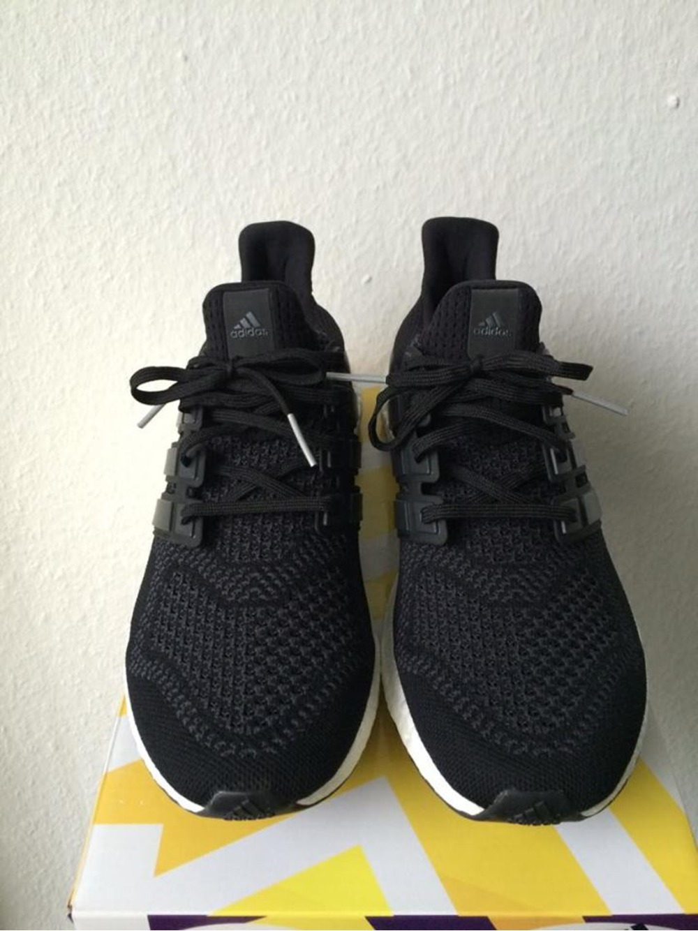 63c7e44eb28 Adidas Ultra Boost Core Black 1.0 wallbank-lfc.co.uk