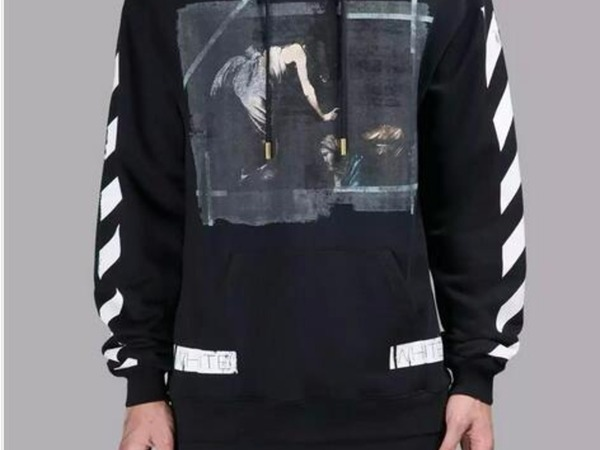 Off-White Hoodie SS16 - photo 1/2