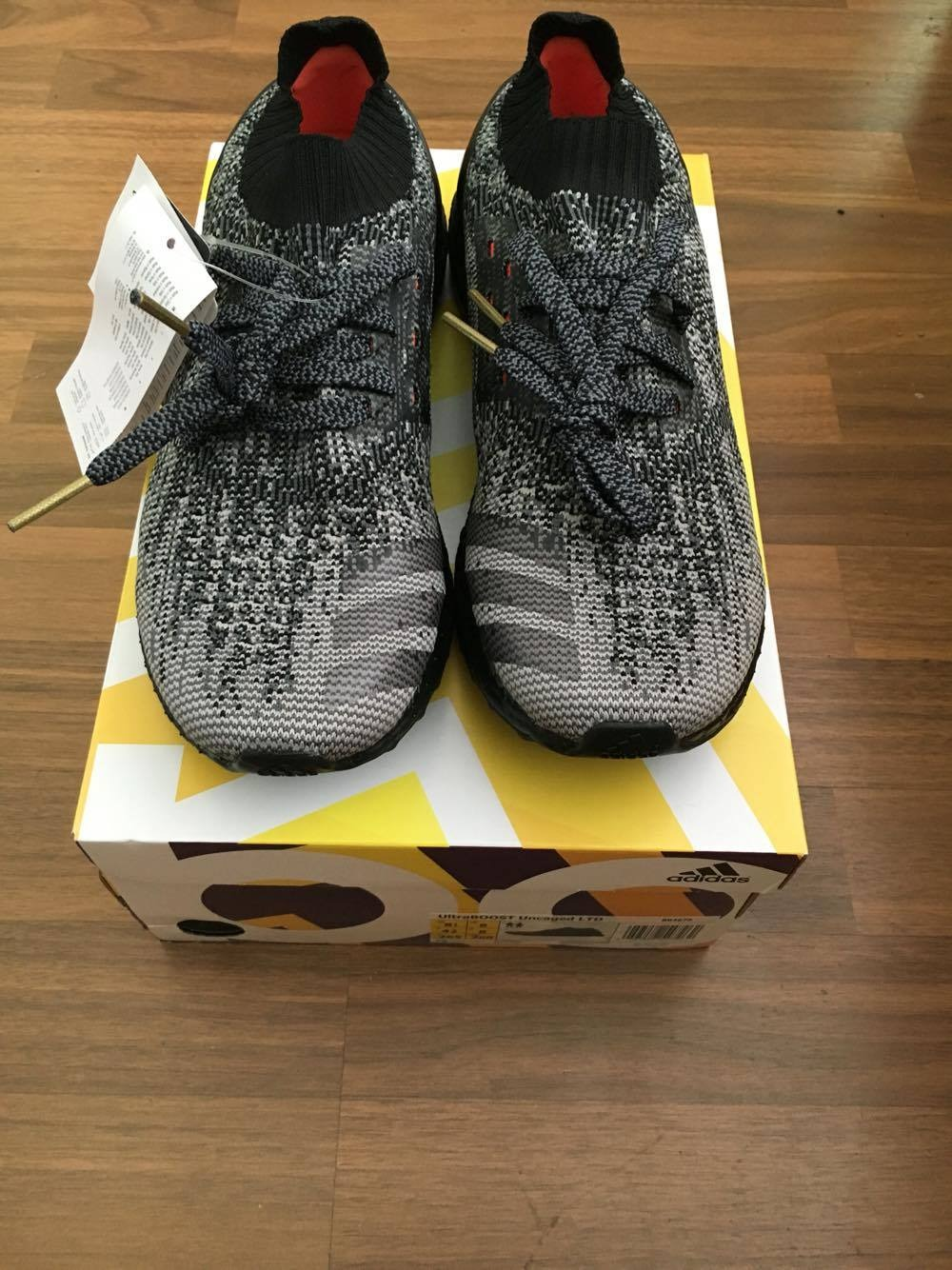 254dd90818fcc Adidas Ultra Boost Uncaged Ltd  core Black Solid Grey  softwaretutor ...