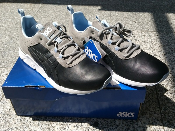 Asics Gel-Lyte Runner Blue Carpenter Bee part II - photo 1/2
