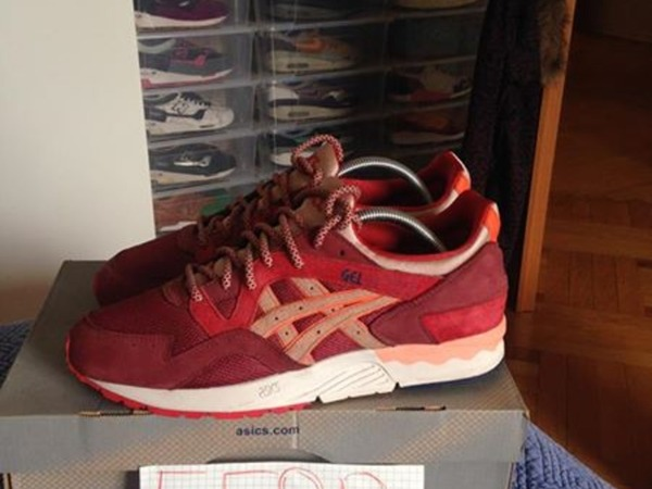 Asics Gel Lyte V x Ronnie Fieg Volcano 10us 9/10 - photo 1/3