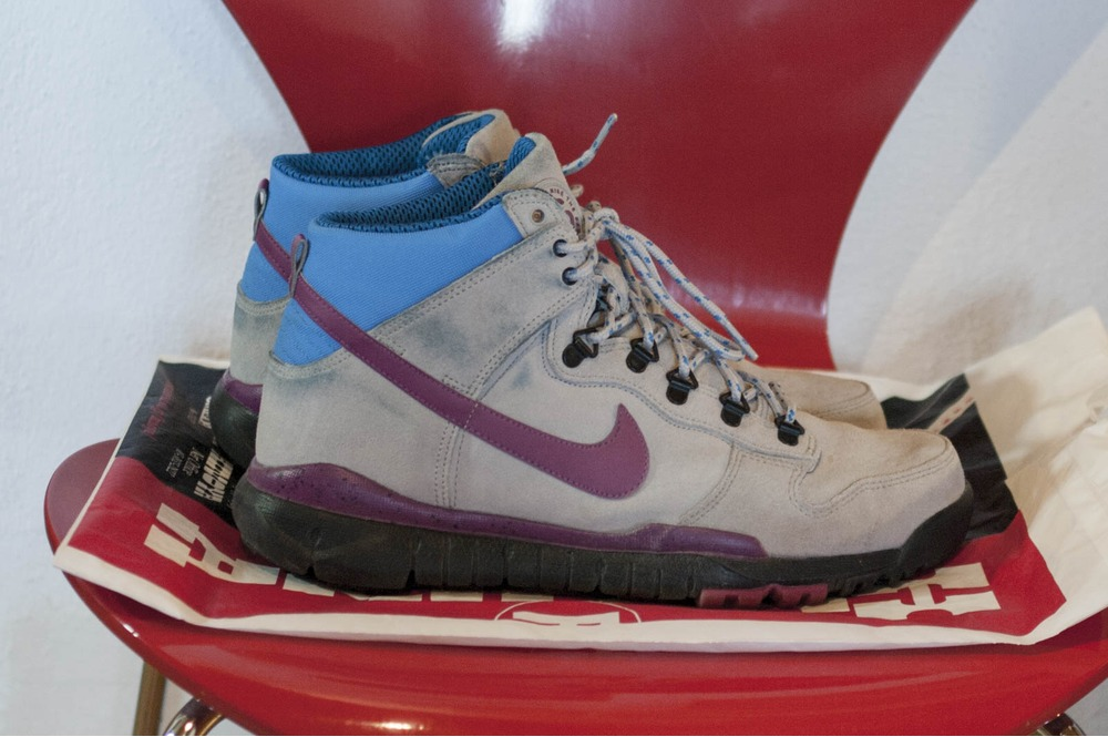 official photos 64ae1 bf847 ... stussy x nike dunk oms ...