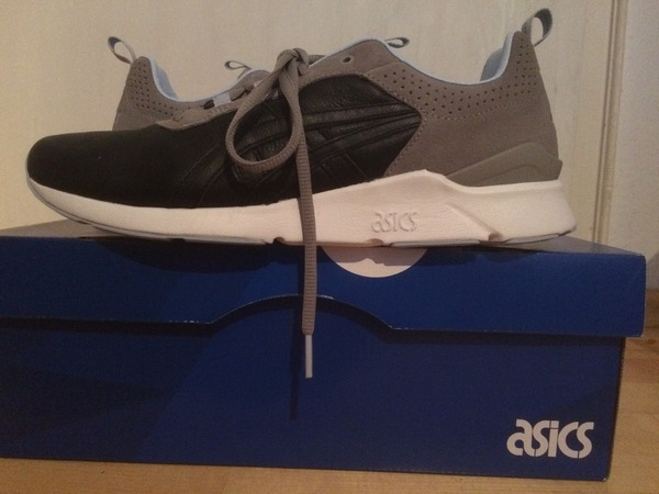Asics Gel-Lyte Runner Blue Carpenter Bee part II - photo 1/4