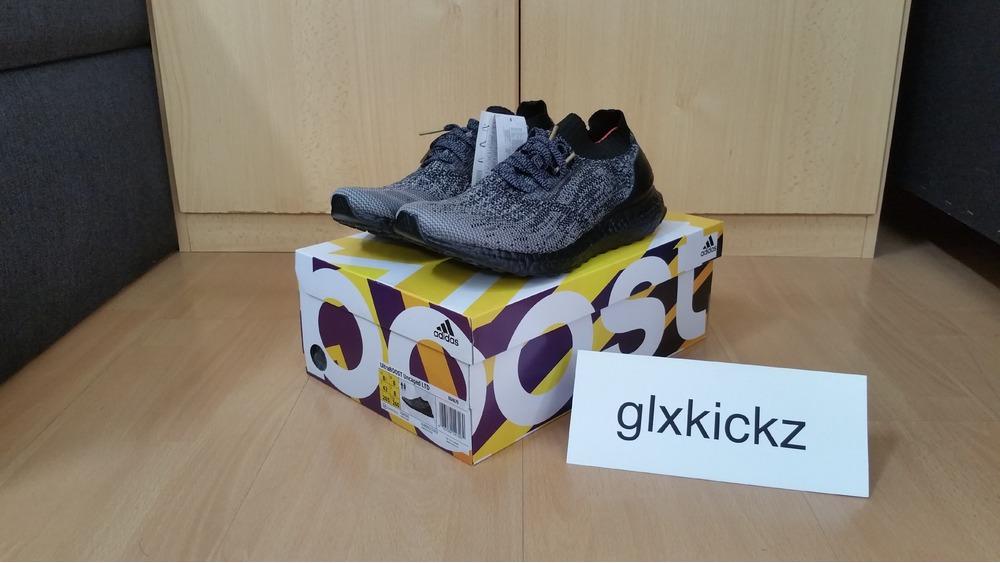 Adidas Ultra Boost Uncaged Ltd Black