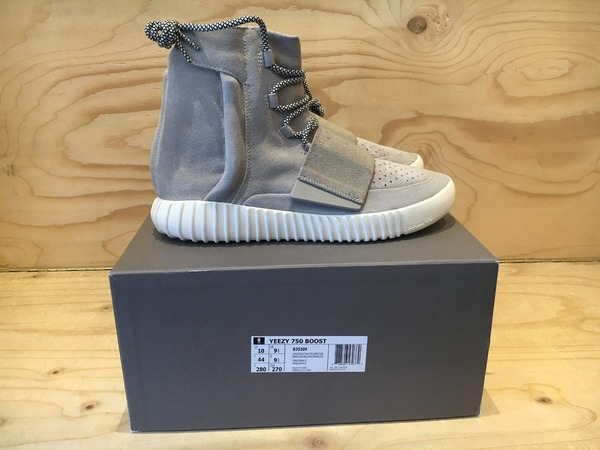 Adidas Yeezy Boost 750 DS - photo 1/9