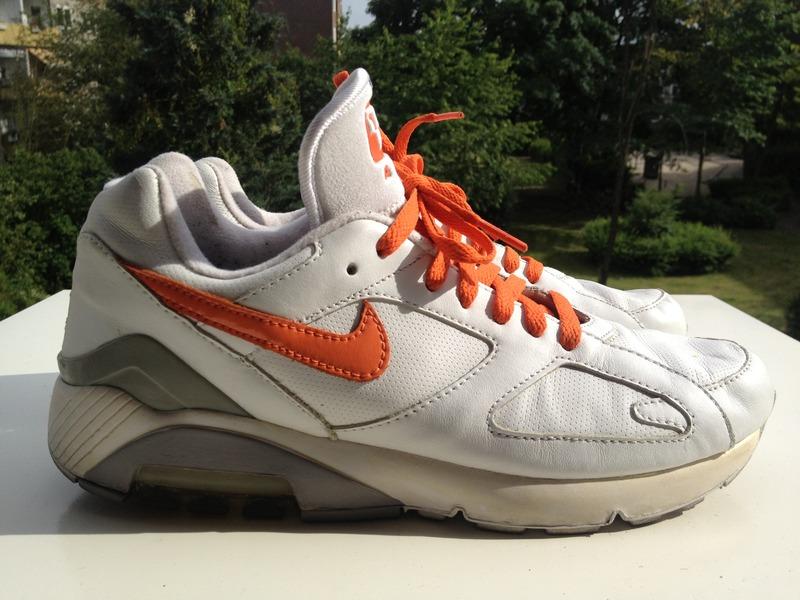 180 Air Max Orange