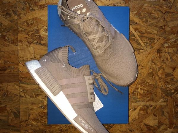 Adidas NMD PK Vapour Grey - photo 1/1