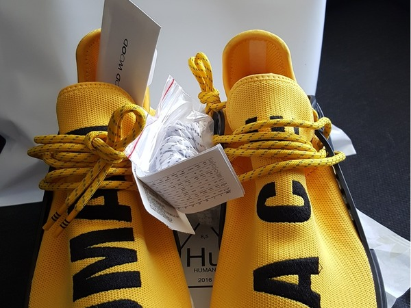 PHARRELL X ADIDAS NMD HUMAN RACE REVIEW