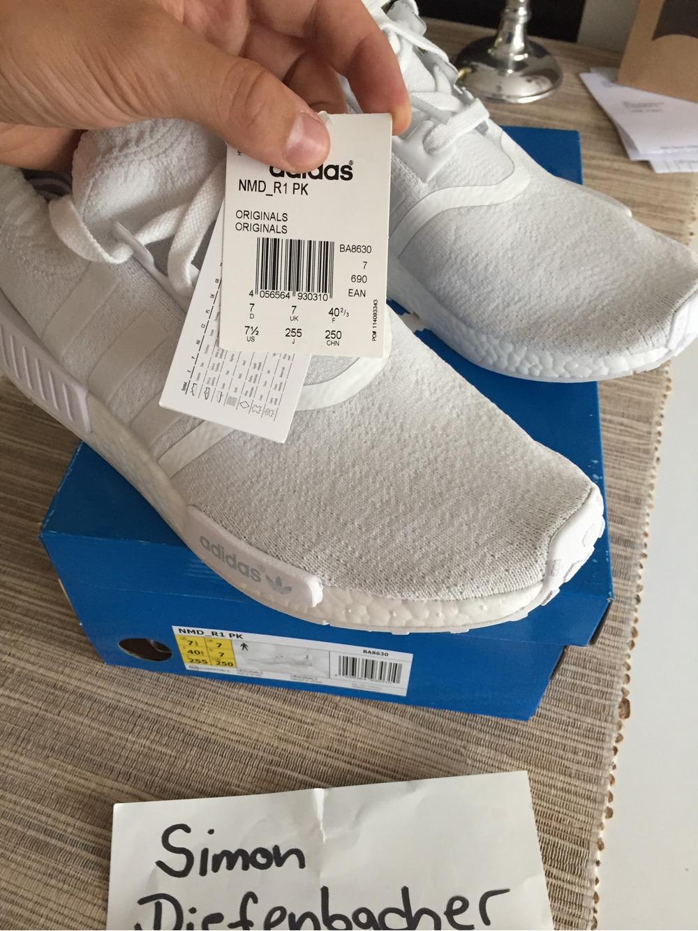 adidas nmd uk to us