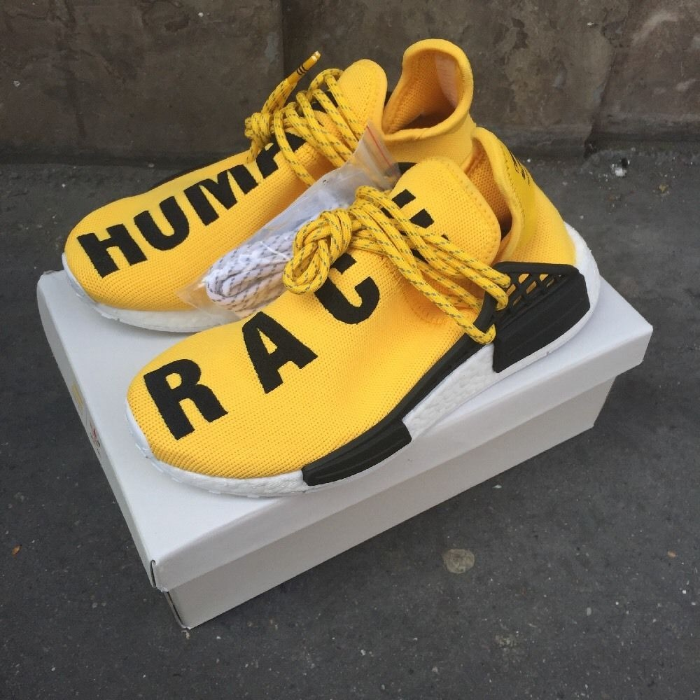 Pharrell Williams Teases New Hu NMD Colorway