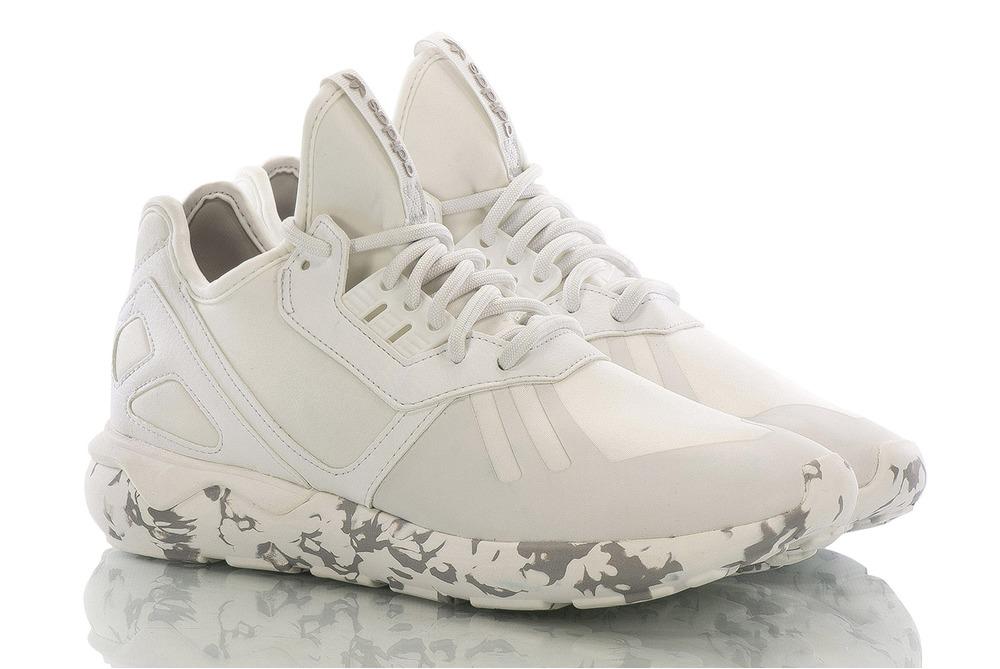 adidas tubular runner vintage white