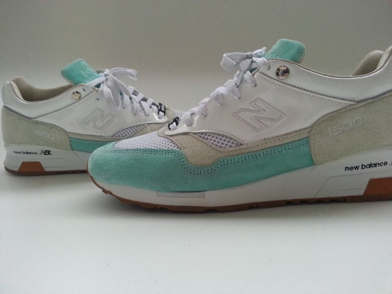 new balance 1500 toothpaste for sale