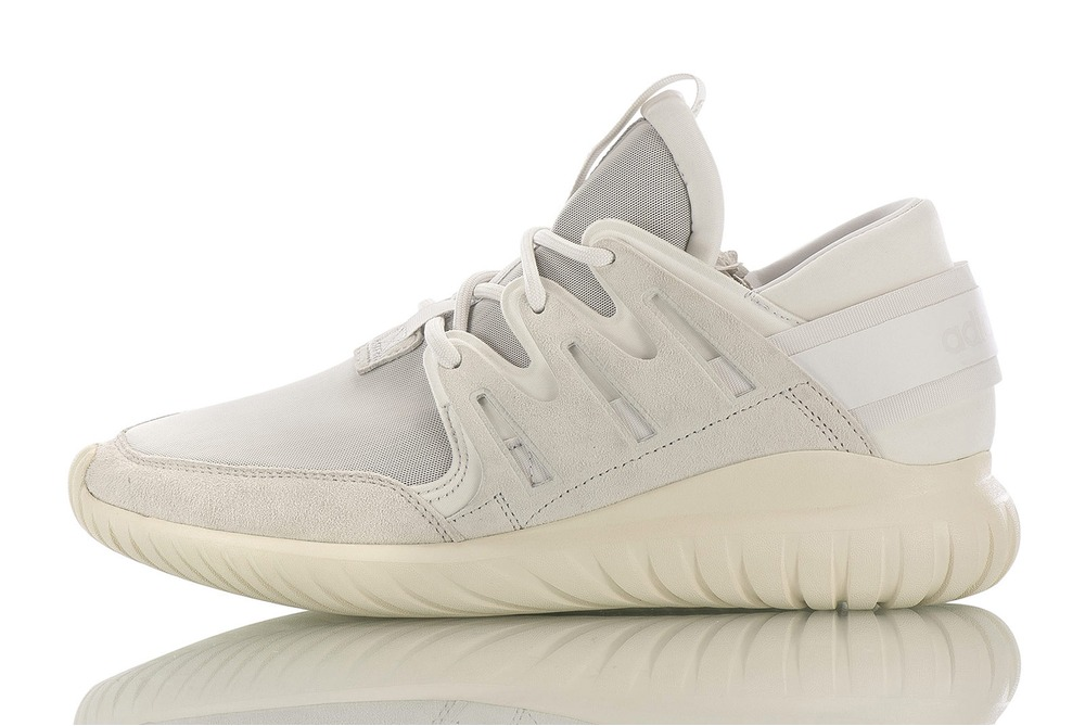 adidas tubular triple white