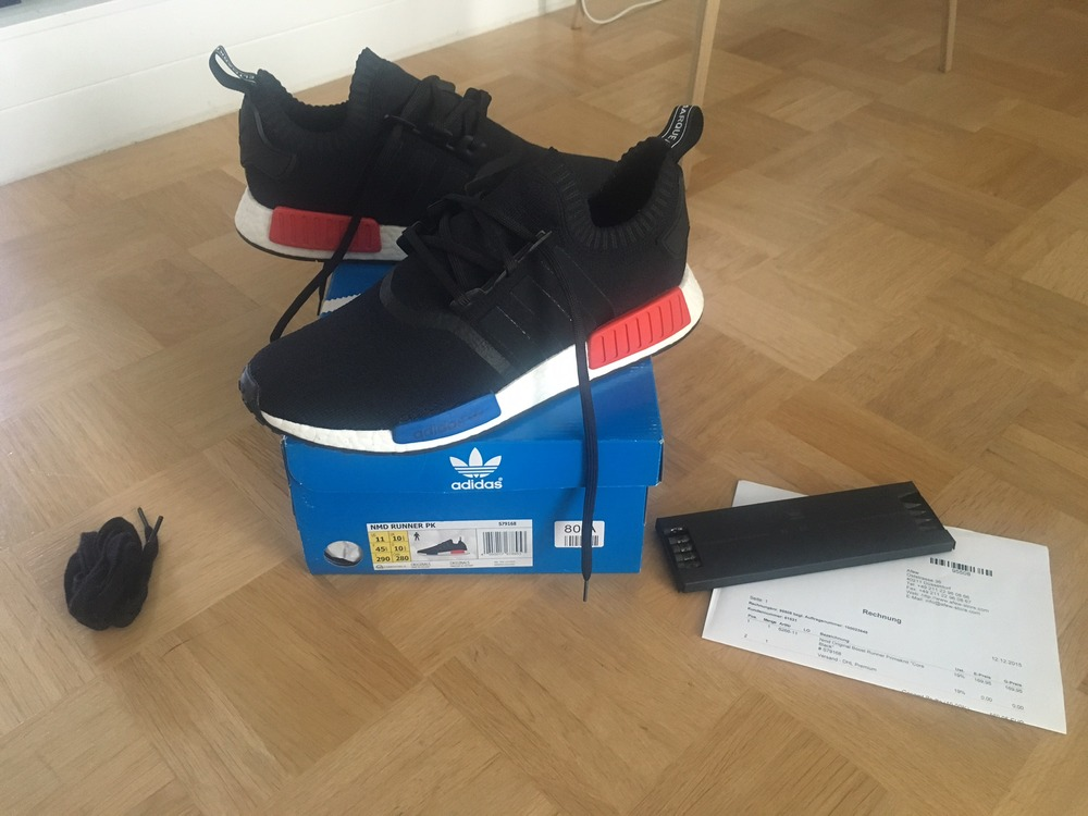 Adidas NMD RUNNER PK PRIMEKNIT OG NOMAD - photo 2/5