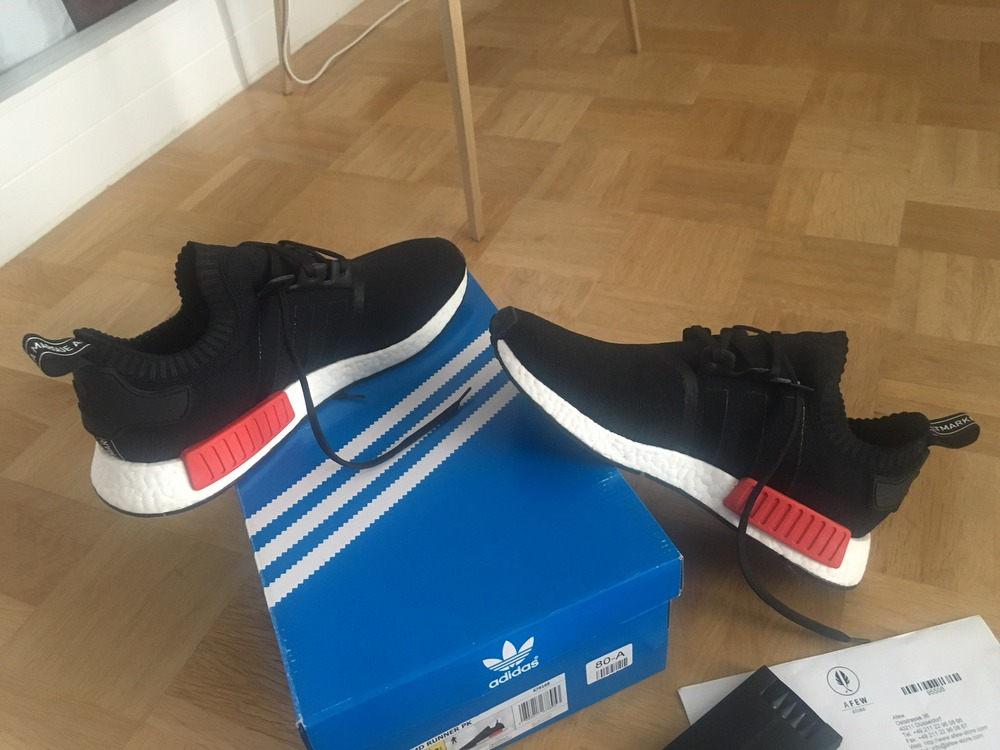 Adidas NMD RUNNER PK PRIMEKNIT OG NOMAD - photo 4/5