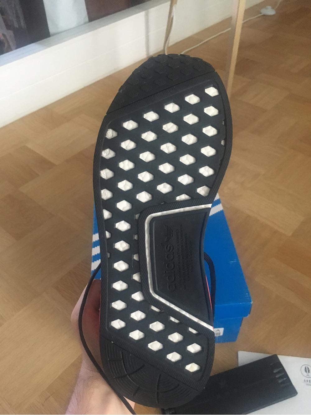 Adidas NMD RUNNER PK PRIMEKNIT OG NOMAD - photo 5/5