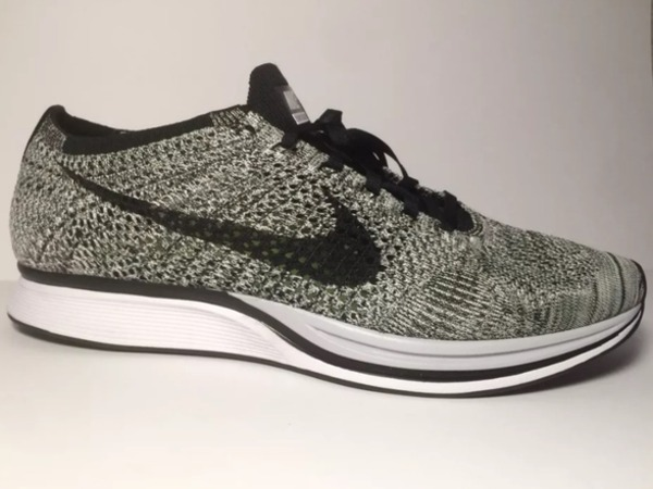 Nike flyknit racer Oreo 1.0 12 US NEW W/BOX AND RECEIPT - photo 1/7