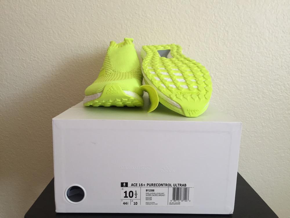 Lovely una mirada detallada en el Adidas ACE 16 purecontrol ultra